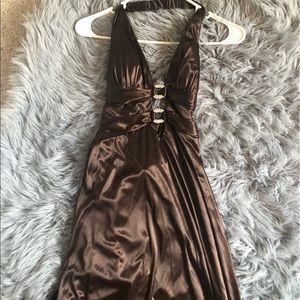 Y2K prom dress